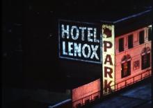 The Lennox, NY 1985