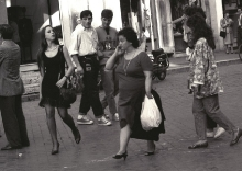 Rome scene 1984