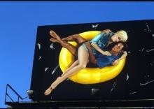 Sunset bilboard 1988
