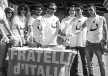 Right wing Italian youth party