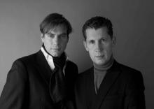 STEFANO TONCHI & DANIEL MAUPIN