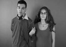 MATT SAX & NOELLE GHOUSSAINI